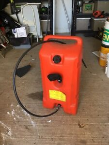 53 litre gas container