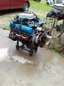 1968 to 70 390 motor complete carb to pan
