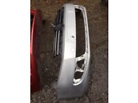 Genuine Vw golf Mk6 front bumper and grill can post