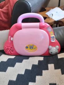 Vtech babies laptop