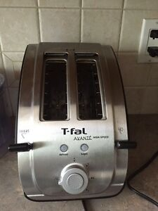 T-fal avante toaster