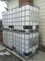 WATER TANKS !!! FOR SALE !!!