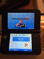 Nintendo 3ds with 4 games