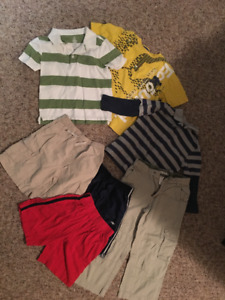Boys mixed lot of clothes (size 5)
