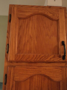 Wanted: Oak kitchen Cabinets