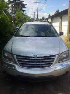 2005 Chrysler Pacifica Touring Wagon All wheel drive