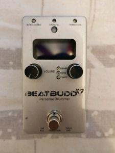 Beat Buddy Mini Personal Drummer Pedal