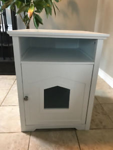 Pet House for Cat Litter Box / Small Dog House