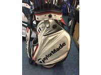 TAYLORMADE R11s TOUR BAG. AVERAGE CONDITION