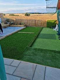 Artificial grass. NeoGrass