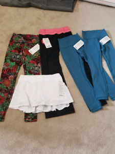 Lululemon items all brand new with tags all size 6