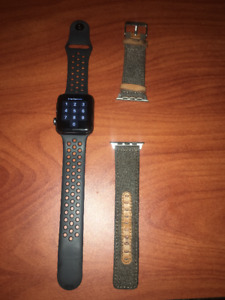 Brand New Apple Watch Series 3 (GPS) Nike+ Edition