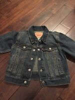 Red Tab Levis Jacket