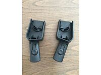 Quinny Buzz Adapters in excellent condition