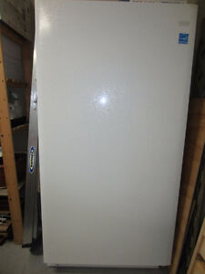Frigidaire Freezer 17 cu ft  Only 6 months old