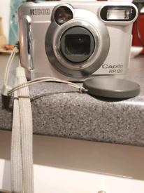 RICOH Caplio RR120 Camera