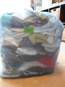 Two lots of baby boy clothing - 6 to 12 mths