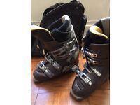 Salomon ski boots