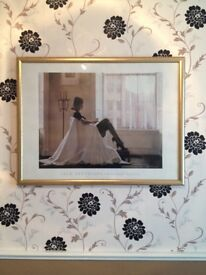 Large wall picture jack vettriano