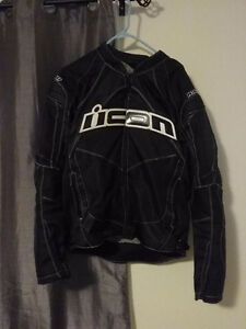 Icon Contra Men's Jacket Large