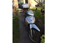 Honda anf 125 Innova