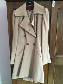 Gorgeous next coat size 12 worn once great condition