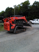 Offering excavation service for residential and commercial