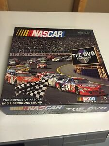 NASCAR DVD board game