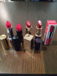 Red lipstick Lancome, Estee Lauder etc NEW