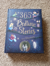 NEW Book of 365 Bedtime Stories and Rhymes