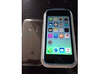 iPhone 5c on EE/ virgin/ tmobile ( very good condition)