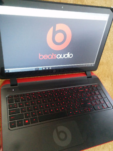 Looking to Trade HP Beats Special Edition Touchscreen Laptop