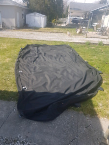 Boat cover for 18'