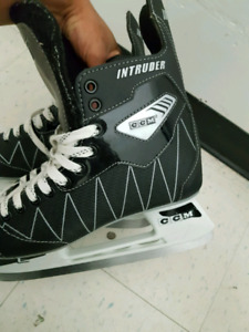 CCM Intruder Ice Skating Boots