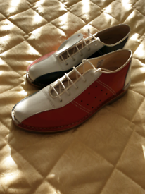 Mods Bowling style shoes