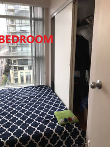 ROOM IN DOWNTOWN, VANCOUVER