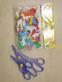 Large set of children stationery (9 items) - £7 value