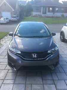 2015 Honda Fit EX Berline