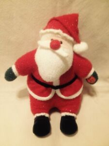 Musical Plush Santa for 10 Years of Age Up