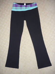 Girl's Ivivva Athletica Reversible Pants - size 14