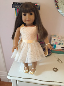 American girl doll & accessories