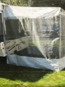 abris moustiquaire pour tente roulotte