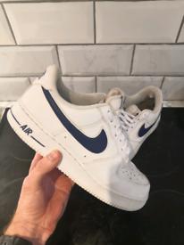 Nike Air Force 1. UK size 8