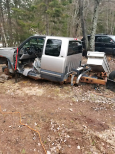 2002 chev parts truck