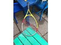 Tennis racket - Slazenger Offers welcomed