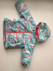 2T Columbia snow pants and coat