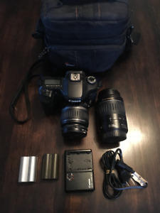 Canon EOS 40 D with accessories - price OBO