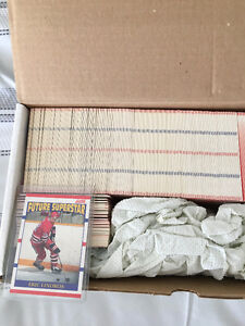 SCORE HOCKEY CARDS 90-91 and 91-92 sets inc Eric Lindros Rookie