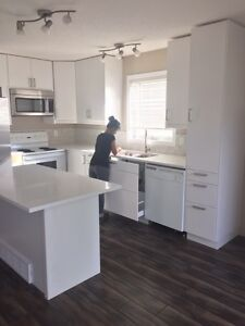 Newly Renovated Modern Townhome SW Edmonton