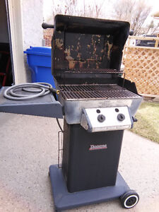 DUCANE NATURAL GAS BBQ - WORKING